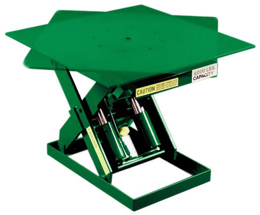 Kelley Lift Turn Table