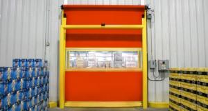 Ultrafast High Speed Fabric Door