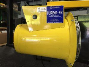 turbo-es fan
